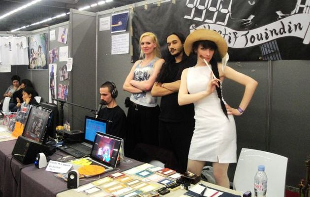 Back from Japan Expo 2012