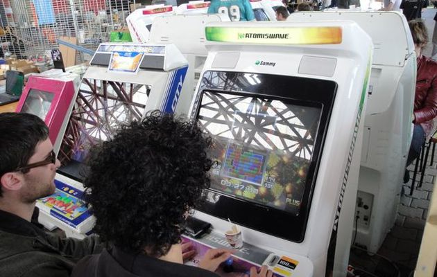 Superplay Tetris Grand Master 2 au dernier Stunfest