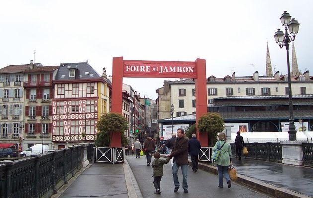 La foire au Jambon à Bayonne