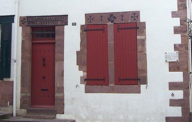 Décoration des murs extérieurs des maisons