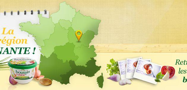 """Défi Boursin """"les régions s'affrontent"""": les résultats!"""