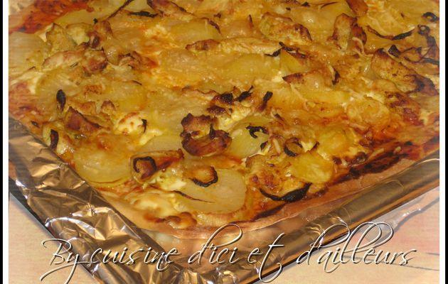 Pizza pour la dernière ronde...de l'année