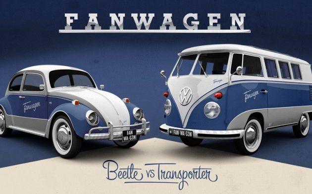 FANWAGEN By VW Nederland....