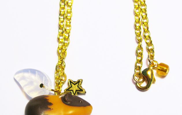 Collier petit hamster