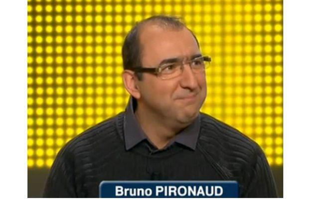 Bruno PIRONAUD en dernier rempart
