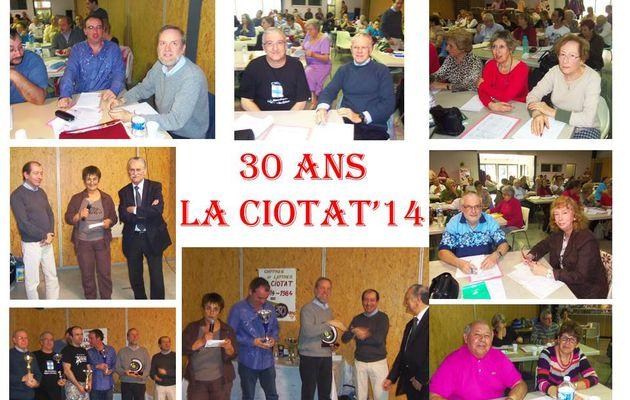 30 ans de La Ciotat : JFN les remporta