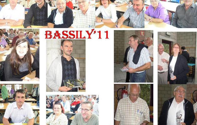 Bassily (Bel) : Comme d'hab…