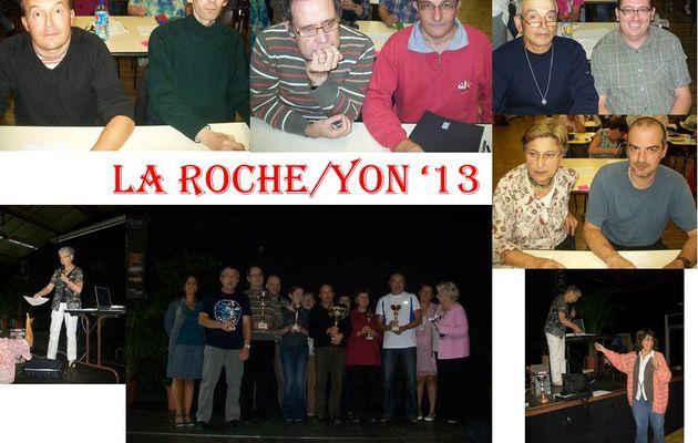 La Roche sur Yon : Bruno NOVALES champion !