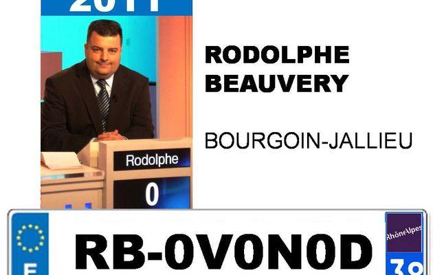 Mes concurrents passent à la TV : Rodolphe Beauvery