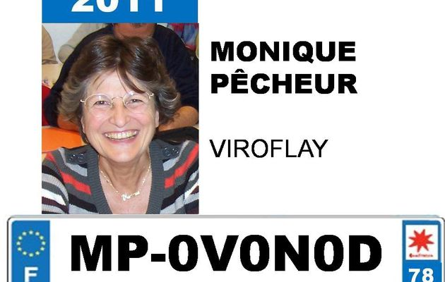 Mes concurrents passent à la TV : Monique Pêcheur