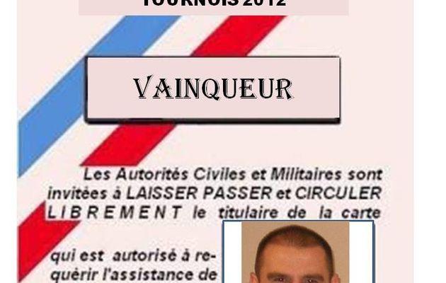 Dour : 7e victoire consécutive du « dourois » Ch.Leclère