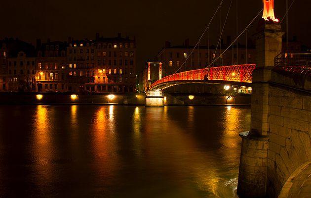 Lyon le soir 2
