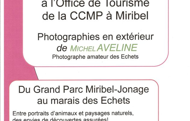 Exposition Photo, Michel Aveline