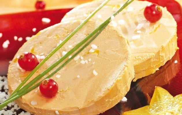 Recettes bûches et foie gras de Noël