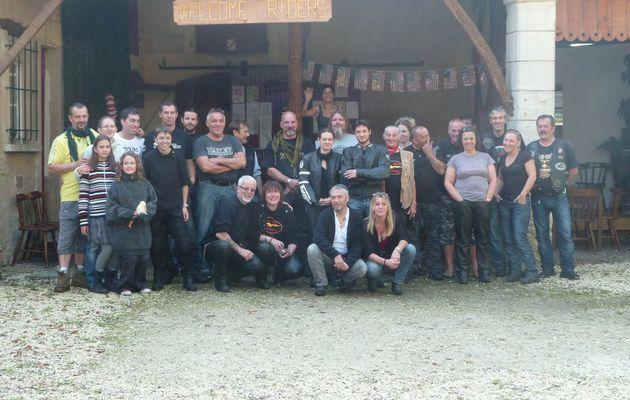 """1er Rassemblement du Forum Motos des """"Moniots de la Route"""""""
