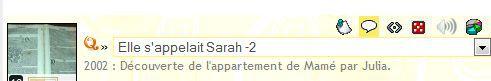 Quizz 128 : Elle s'appelait Sarah - 2