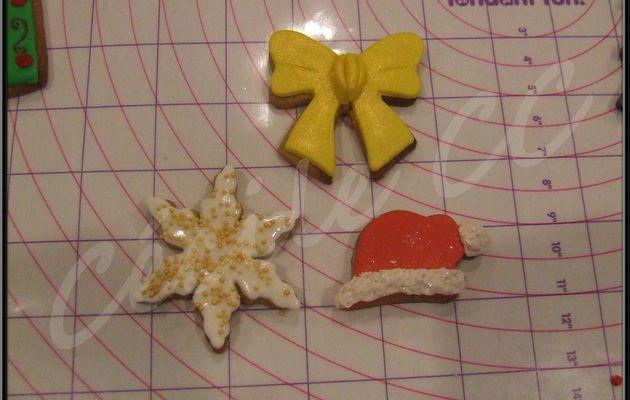 Photos des cupcakes et biscuits réalisés sur le marché de Esvres....
