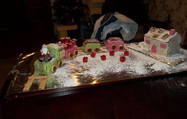 Vos réalisations : les gâteaux de Laëtitia....