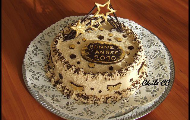 Le gâteau du mois de Janvier...