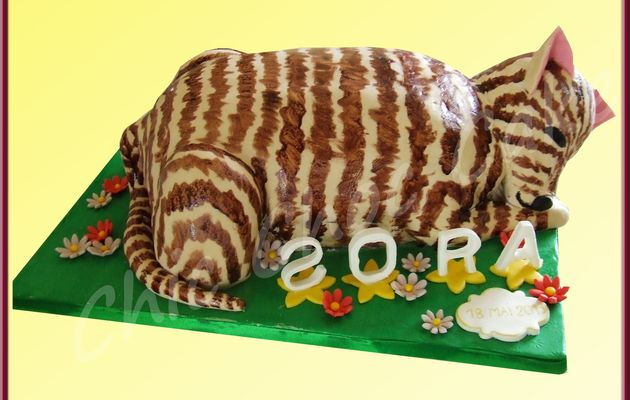 "Gâteau 3D ""Animal""..."