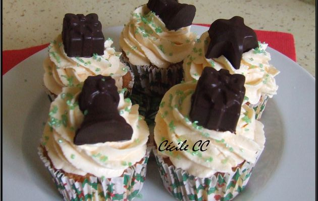 Cupcakes clémentines.....