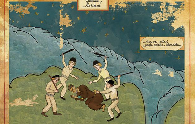 Kill Bill ,Pulp fiction ou Scarface en miniature ottomane : Murat Palta