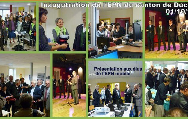 inauguration de l'EPN