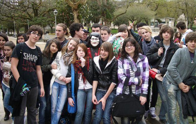 2011-03 Espana: arrivee et Santiago