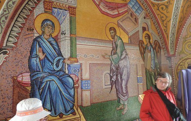 La légende de la venue au Monastère de Kykkos de l'icône de Marie peinte par saint luc