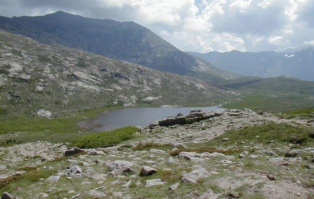 Une ballade en Corse : Le Lac De Nino