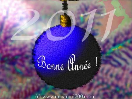 BONNE ANNEE 2014 ET CONCOURS DE NOEL
