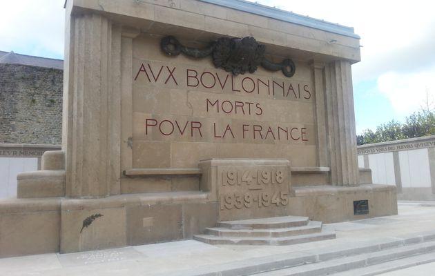 Tailleur de pierre à Boulogne sur mer...