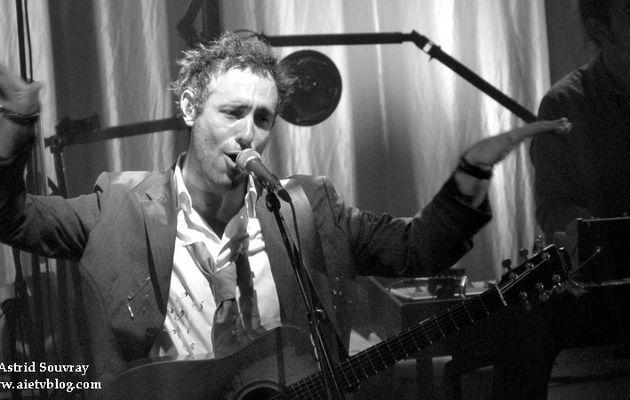 Charlie Winston en concert à l'Olympia, retour photos