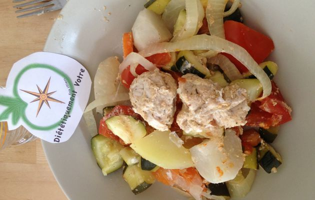 Adaptation d'une recette thermomix en version sans thermomix