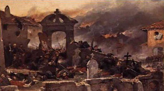 La guerre de 1870 et ses conséquences : la Commune de Paris, la IIIème République, l'annexion de l'Alsace-Lorraine