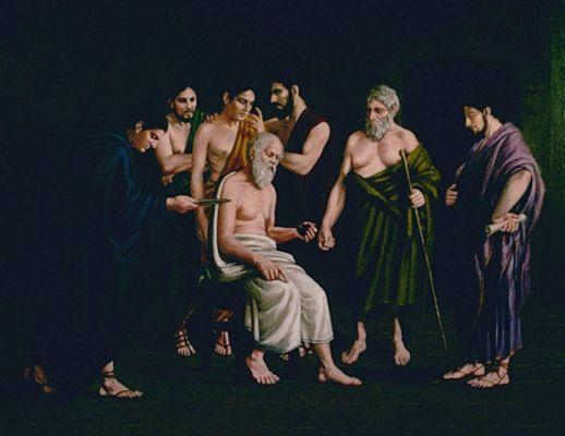 Petit cours de philosophie - Chapitre V - La sagesse en philosophie : Socrate répond à Calliclès dans le Gorgias de Platon ; quand Epicure d'en mêle.