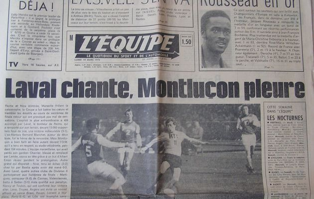 Coupe de France 1975: l'exploit