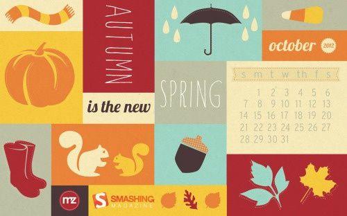 Welcome Octobre :)