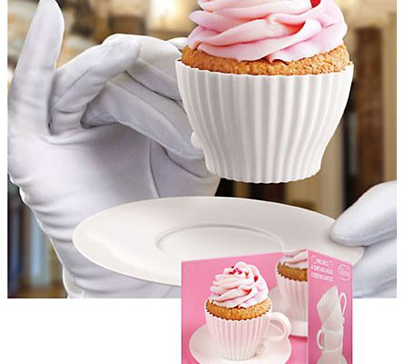 Do you want some Tea Cupcake ?