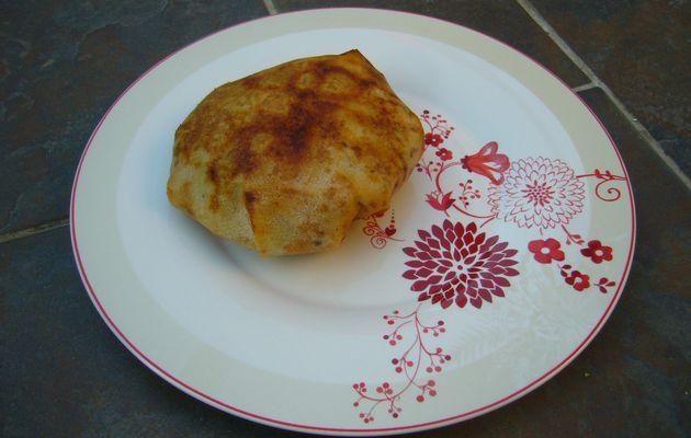 Pastilla à la courge Butternut