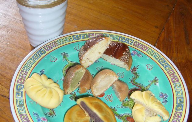 Tea Time in Japon : MANJU