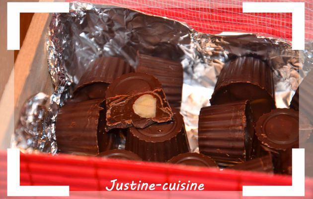 Tempérage du chocolat