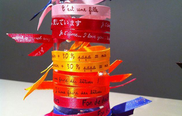 Les Bracelet Color By L'Atelier d'Olivia : à chacun son message