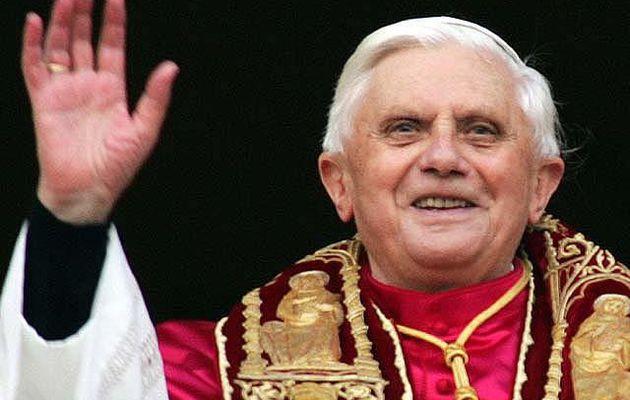 Conférence du pape Benoît XVI à l'intention du monde de la culture