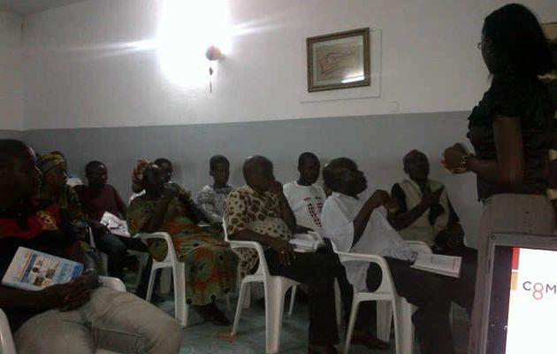 Qnet inifinite: tournée de la WAVE 15 en Côte d'Ivoire-part I