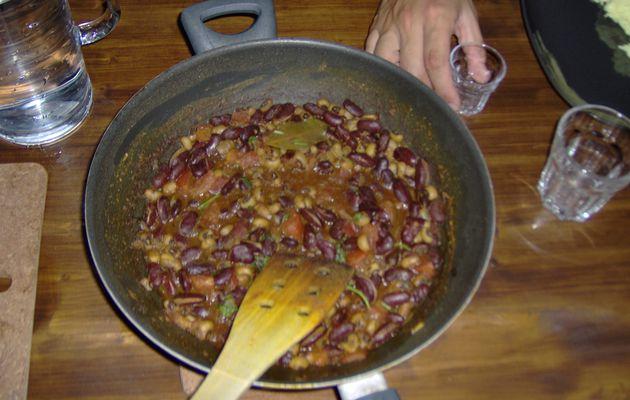 Curry de haricots rouge / Rajma masala