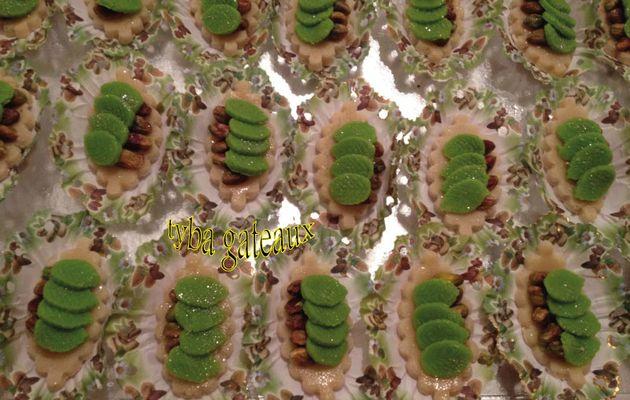 nougat au pistache