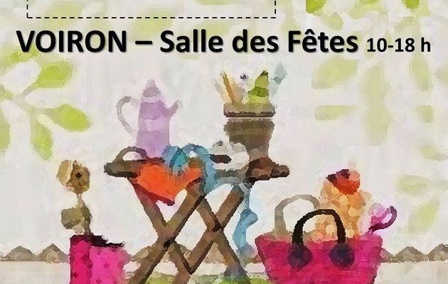 Salons des créAteurs à Voiron !