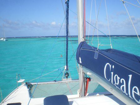 Carnet de route N°83 TOBAGO CAYS-UNION-CARRIACOU-GRENADE (St George's-Clarkes Court Bay)