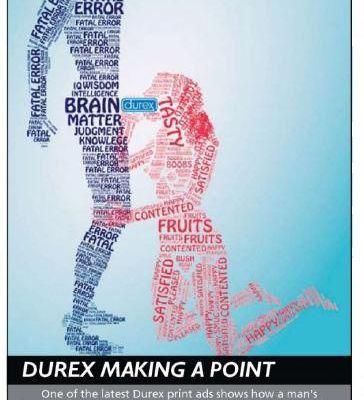 Andrej Kranhe diseña para Durex una agresiva y picante campaña publicitaria